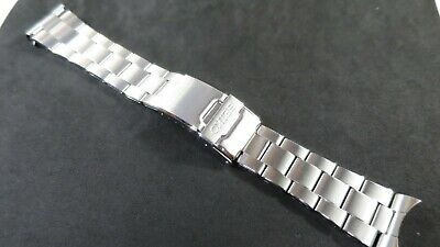 $ CDN54.41 • Buy New Aftermarket Seiko Skx031 Oyster Stainless Steel Strap 22mm Lug Size