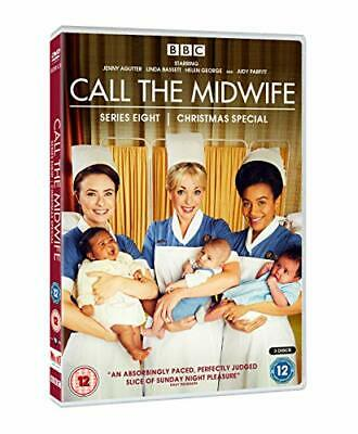 Call The Midwife - Series 8 [DVD] [2018] New Sealed UK Region 2 Vanessa Redgrave • 8.29£