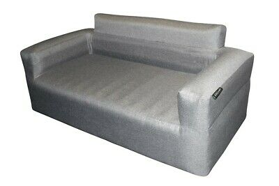 £109.95 • Buy Outdoor Revolution Campese Inflatable Camping Double Sofa With Grey Fabric Cover