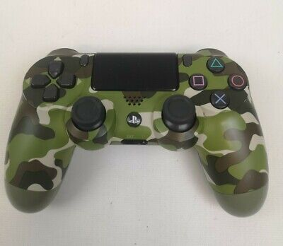 AU63.12 • Buy Official Sony Ps4 Controller Camo Camouflage Wireless Dualchock 4 Playstation 4