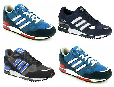 AU123.59 • Buy Adidas Originals Mens ZX750 Suede Trainers Sports Running Gym Shoes