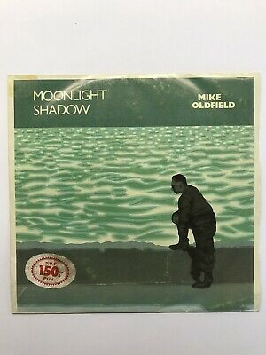 "£10 • Buy Mike Oldfield Moonlight Shadow 7"" Single Vinyl Record Spain"