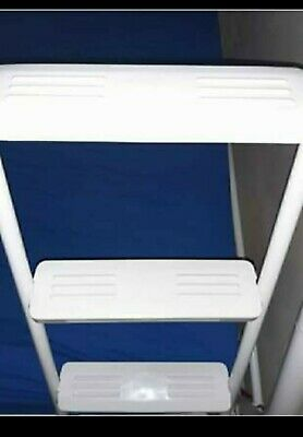 £99 • Buy White Triple Bunk Bed Double Single In Great Condition