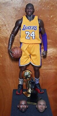 $480 • Buy 1/4 Scale Advance Toys Limited Kobe Bryant Action Figure With ENTERBAY AJ12