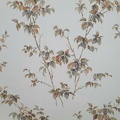 £12 • Buy A Partial Roll Of Vintage Wallpaper, Belgium, Mid 1950s, Great For Crafts