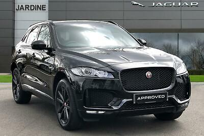 2020 Jaguar F-Pace CHEQUERED FLAG AWD Auto Estate Diesel Automatic • 37,350£