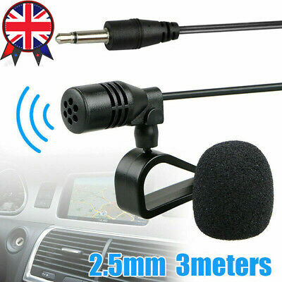 £6.29 • Buy 2.5mm Bluetooth Microphone For Pioneer Car Stereo Radio Sat Nav ✅FAST Shipping