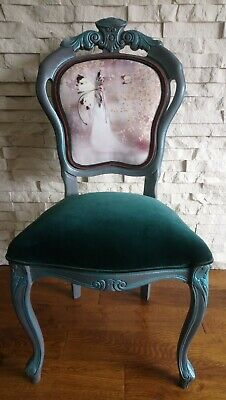 £115 • Buy Shabby Chic French Style Carver Chair