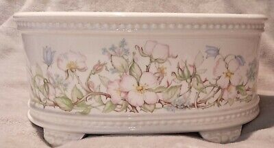 $ CDN34.62 • Buy Pretty Royal Winton Albany Summertime Oval Planter Immaculate Condition