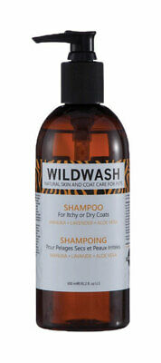 £18.04 • Buy WildWash Dog Shampoo For Itchy Or Dry Coats