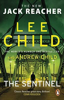 £5.99 • Buy The Sentinel: (Jack Reacher 25) By Andrew Child Lee Child (Paperback 2021) Book
