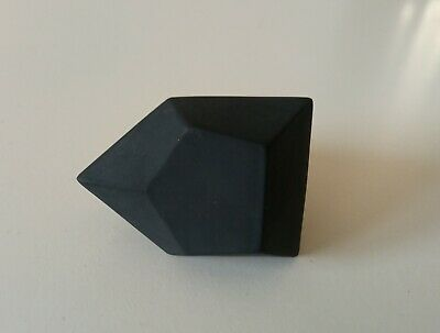 £15 • Buy Marc Jacobs Black Rubber Geometric Statement Ring. V-Small. Great Condition.