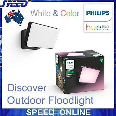 AU299 • Buy PHILIPS Hue White And Color Ambiance Discover Outdoor Floodlight