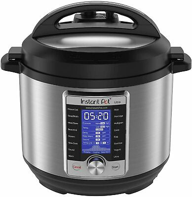 $ CDN269.43 • Buy Instant Pot Ultra 10-in-1 Electric Pressure Cooker, 8 Quart, 16 One-Touch