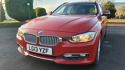 2013 BMW 3 Series 2.0 318d Touring  5dr Estate Diesel Manual PX SWAP WELCOME • 5,700£