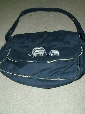 Blue Caboodle Change Bag In Used Condition • 8£