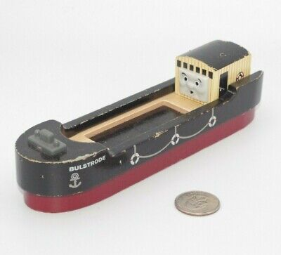 £20.99 • Buy Thomas And Friends Wooden Railway Train Tank Engine - Bulstrode Boat - GUC Barge