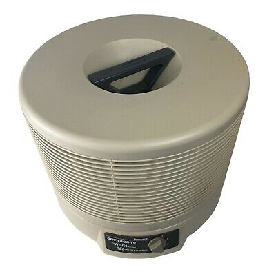 **Honeywell Enviracaire 250 HEPA Air Purifier Cleaner W/ Carbon Pre-Filter • 40.73£