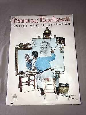 $ CDN7.53 • Buy Norman Rockwell, Artist And Illustrator - By Buechner - 1970 HARDCOVER