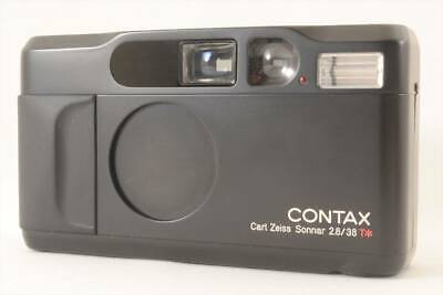$ CDN4362.98 • Buy Contax Contax T2 Limited Black With Box 4890J