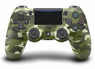 AU138.40 • Buy Sony PlayStation Dualshock 4 Green Camo V2 (PS4) *Brand New And Sealed*