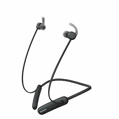 AU136.49 • Buy Sony Wireless Sports Extra Bass WI-SP510 With Mic In-Ear Headphones Free Postage