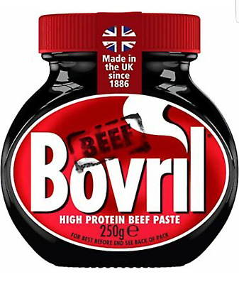 £6.99 • Buy Bovril Extract- Paste, Stock & Beefy Drink -Spread, Add To Dishes - Iron + B-Vit