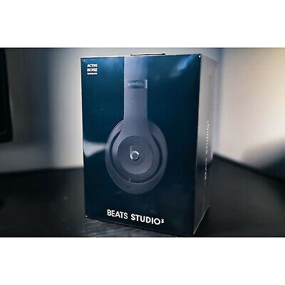 $ CDN215.81 • Buy NEW Sealed Beats Studio3 Wireless Noise Cancelling Headphones - Matte Black