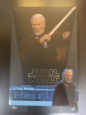 $ CDN581.62 • Buy Hot Toys 1/6 Star Wars Episode II EP2 Attack Of The Clones Count Dooku USED