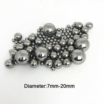 AU2.01 • Buy Iron Steel Ball Bearing 7mm 7.5mm 8mm- 20mm For Bike Bicycle Replacement Parts