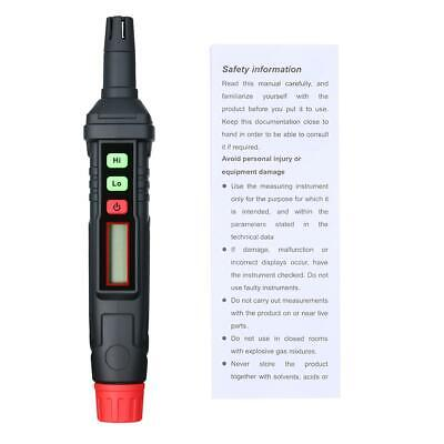 £11.97 • Buy Gas Leak Detector Combustible Gas Detector With Audible And Visual Alarm S6O6