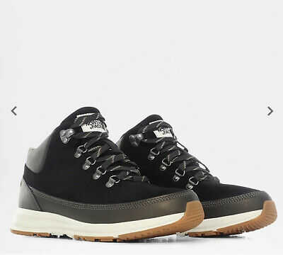 £100 • Buy The North Face Back To Berkeley Redux Remtlz Lux Walking Boots Black Uk Size 8