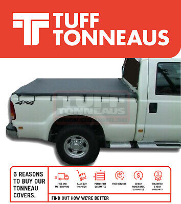 AU285 • Buy Bunji Ute Tonneau Cover Suits Ford F250 / F350 Crew Cab 2001 To Current Bungee
