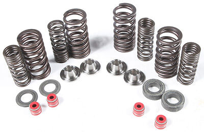 $179.95 • Buy Honda CRF250X KibbleWhite Valve Spring Springs Retainers Seals Kit 2004-2017