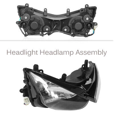 $229.89 • Buy Front Dual Head Lamp Headlight Assembly Fit KAWASAKI NINJA ZX6R 636 2005 2006