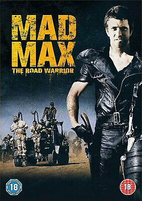£2.99 • Buy Mad Max 2 The Road Warrior [DVD] New Sealed UK Region 2 - Mel Gibson