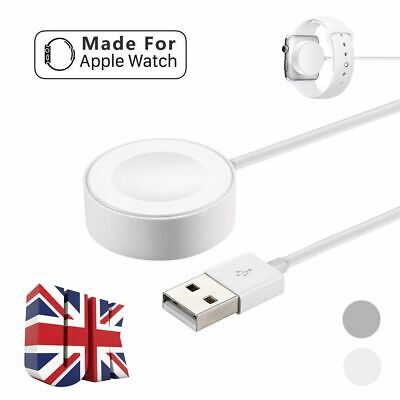 $ CDN7.93 • Buy USB Magnetic Fast Charger Cable For Apple Watch IWatch Series 1/2/3 38mm 42mm