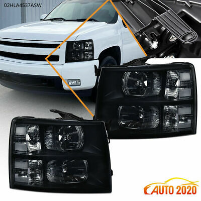 $90.86 • Buy Fit 2007-14 CHEVY SILVERADO 1500 2500HD CLEAR CORNER HEADLIGHT REPLACEMENT LAMP