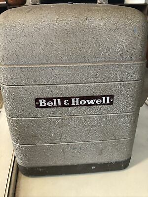 $ CDN49.54 • Buy Bell & Howell Model 253ax 8mm Film Projector Works With Reel & Lamp