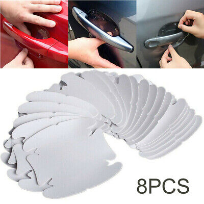 $ CDN3 • Buy Invisible Clear Car Door Handle Paint Scratch Protector Guard Film Sheet 8pcs