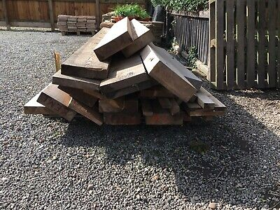 """£7.50 • Buy Timber Joists Various Width Approx 7' Wood Beam 50 75 9"""" 2"""" 3"""" 8"""" Scaffold Plank"""