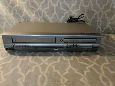 $ CDN24.17 • Buy Magnavox DVD VCR VHS Combo Player MWD2205  *FOR PARTS OR REPAIR*