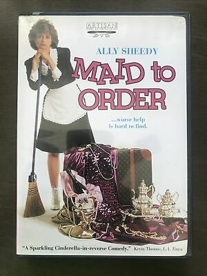 $8.99 • Buy Gently Used Maid To Order DVD Rare OOP With Paper Insert Nice Disc Fullscreen