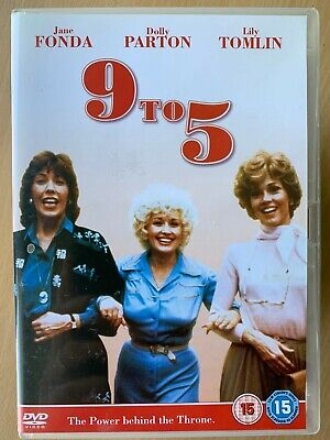 AU21.54 • Buy 9 To 5 DVD 1980 Office Comedy Classic With Jane Fonda Dolly Parton Lily Tomlin