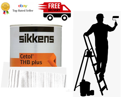 £27.12 • Buy Sikkens Cetol THB Plus Woodstain Paint - All Sizes - All Colours