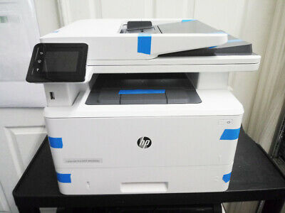 $399.85 • Buy HP LaserJet Pro MFP M428fdw Printer All-In-One (Open Box) With A Starter Toner