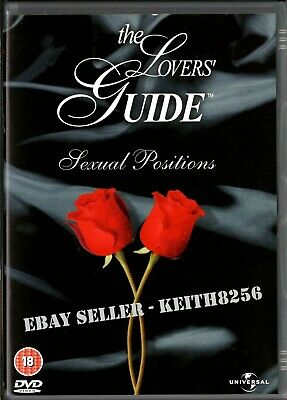 £5.99 • Buy The Lovers' Guide: Sexual Positions (DVD) (2003)