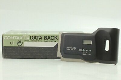 $ CDN87.71 • Buy [Mint In Box] Contax T2 Data Back Panel For T2 T2D D 35mm From JAPAN #K123