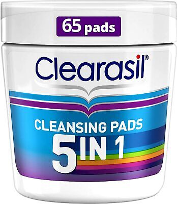 £7.99 • Buy Clearasil Ultra 5 In 1 Cleansing Pads 65 Pads