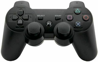 £9.99 • Buy Ps3 Wireless Controller For Sony Playstation 3 - Black - New.